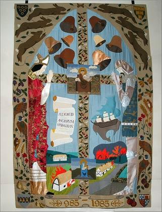 Gatekeeper-Tapestry