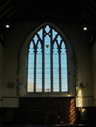 East-window